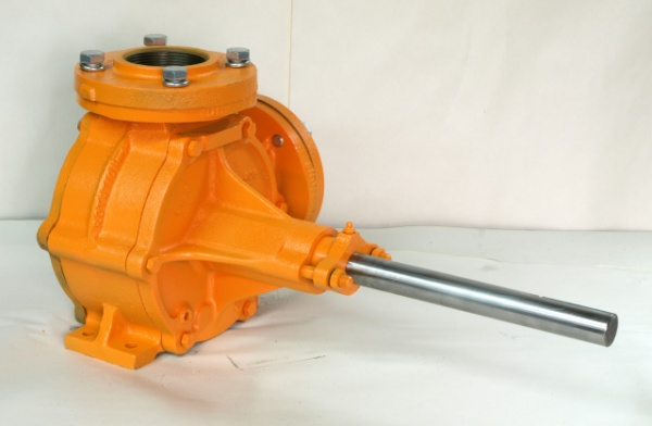 Tri-Rotor Solid Head Pump Model 100C 2