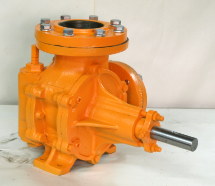 Tri-Rotor Bypass Head Pump Model 120AX 2