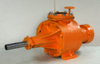 Tri-Rotor Variable Volume Control Head Pump Model 200AV 2