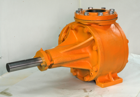 Tri-Rotor Solid Head Pump Model 200A 2