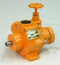 Tri-Rotor Variable Volume Control Head Pump Model 20CPV 2