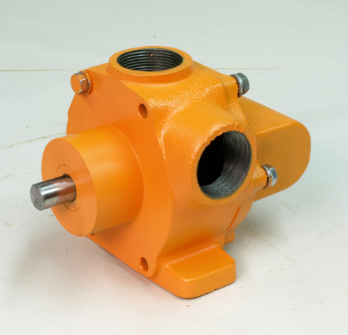 Tri-Rotor Bypass Head Pump Model 20CPX 2