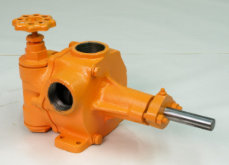 Tri-Rotor Variable Volume Control Head Pump Model 20DV 2