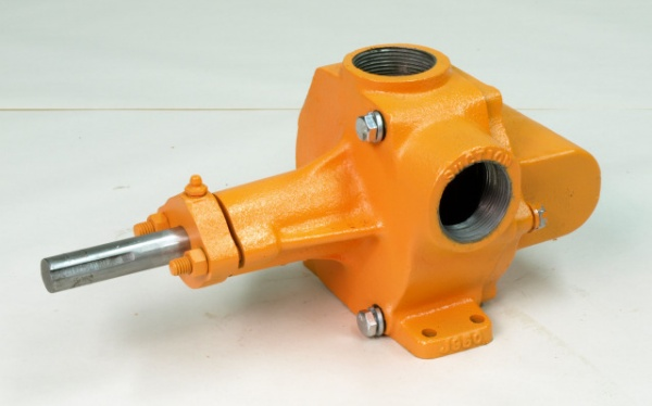 Tri-Rotor Bypass Head Pump Model 20DX 2