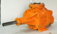 Tri-Rotor Variable Volume Control Head Pump Model 220TV 2