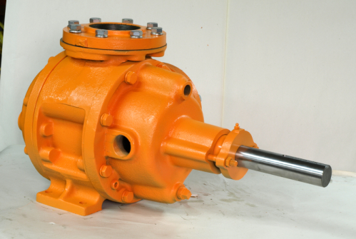 Tri-Rotor Solid Head Pump Model 220T 2
