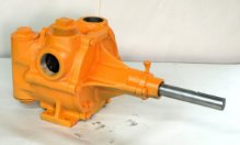 Tri-Rotor Variable Volume Control Head Pump Model 80BV 2
