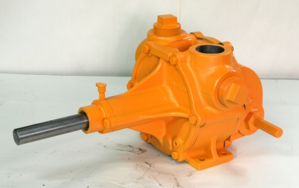 Tri-Rotor Bypass Head Pump Model 80BX