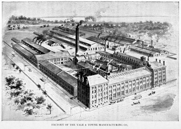 le & Towne Manufacturing Company, Stamford, CT