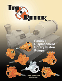 General Product Brochure - Tri-Rotor Positive Displacement Rotary Piston Pumps