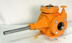 Tri-Rotor Variable Volume Control Head Pump Model 100CV