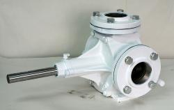 Tri-Rotor Bypass Head Pump Model 100CX