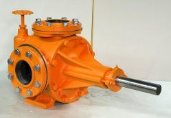 Tri-Rotor Variable Volume Control Head Pump Model 200AV