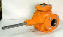 Tri-Rotor Solid Head Pump Model 100C