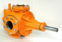 Tri-Rotor Bypass Head Pump Model 220TX