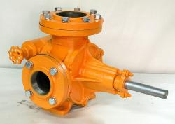 Tri-Rotor Variable Volume Control Head Pump Model 120AV